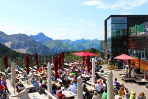 Bergstation Kanzelwand 2014